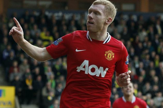 Top 10 Quotes About Paul Scholes