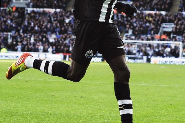 "Arsenal Transfer News: Newcastle Striker Demba Ba Sends ""Come And Get Me Plea"" To Gunners"
