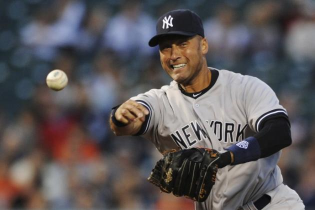 10 MLB Players Fans Should See In Person Part 1: Jeter, Cabrera, Verlander, Pujols And Rivera
