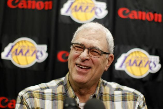 Miami Heat Rumors: Will Phil Jackson Take His Talents To South Beach?