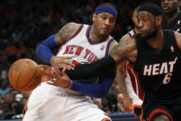 Knicks News: Can New York Become the 2012 NBA Champions?