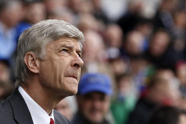 Arsenal News: Arsenal Will Go Another Season Without A Title