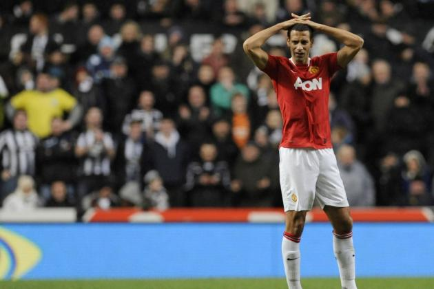 Manchester United News: Rio Ferdinand To Leave United In Summer Over Racism Stance