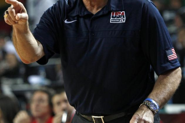 Possible 2016 Team USA Basketball Coaches