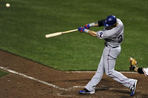 Josh Hamilton: Four Home Run Game Triggers More Contract Talk