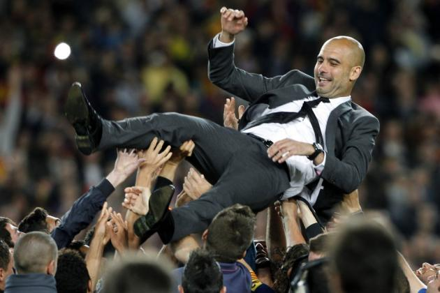 Pep Guardiola: Reviewing his Career