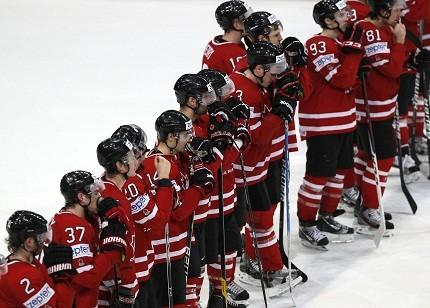 Canada Exits The IIHF World Championships Early Once Again Amid No Fanfare