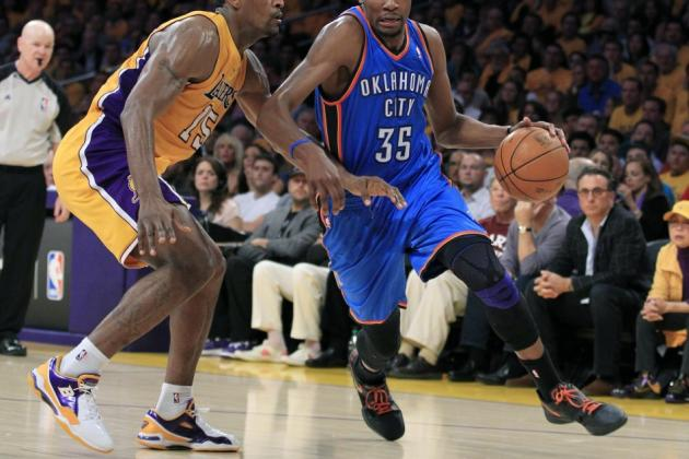 LA Lakers vs. OKC Thunder Preview And Where To Watch Online