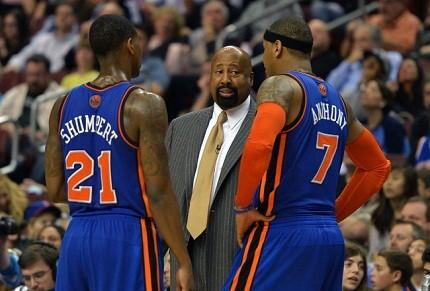 Knicks Shortsighted To Remove Mike Woodson's Interim Tag So Quickly