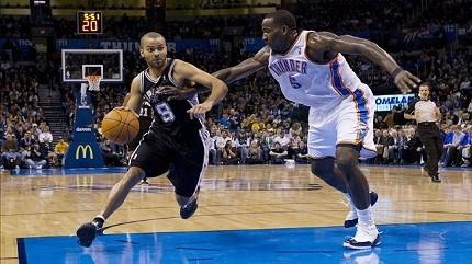 Tony Parker's World