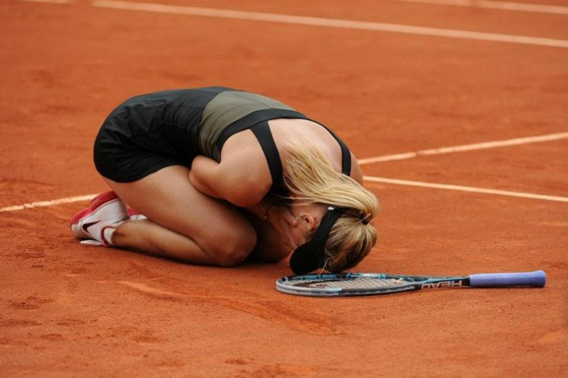 French Open News: Maria Sharapova Returns To Top of Tennis