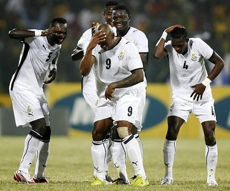 Zambia to Investigate Alleged Assault of Ghana Players