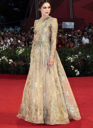 The Perfect Wedding Dress for Keira Knightley? Celebrity Stylists Weigh In