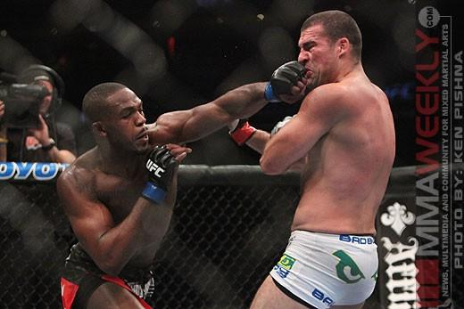 Jon Jones's Mistake: UFC 152's Gain