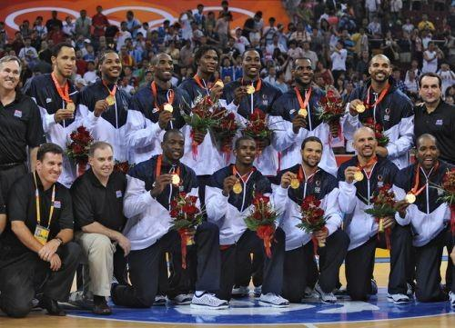 London Olympics 2012: Team USA Basketball Win The Gold After A Hard Fought Game Against Spain [RECAP VIDEO]