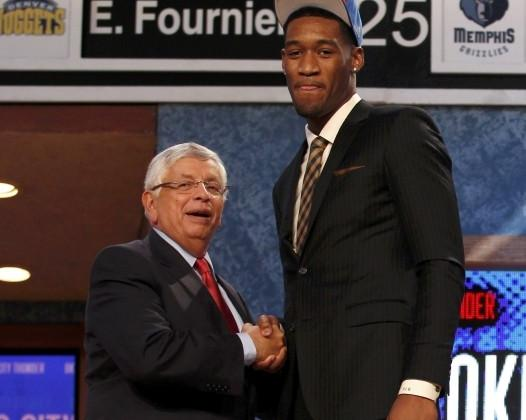 2012 NBA Draft: Winners and Losers