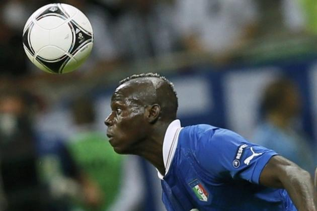 Euro 2012: Italy Upsets Germany