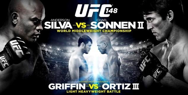 UFC 148: Art of the Rematch
