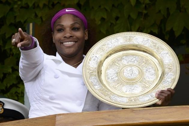 Wimbledon: Serena Williams WIns 14th Major Title At 30-Yeara-Old