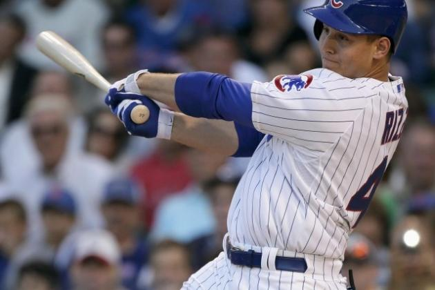 Chicago Cubs News: Anthony Rizzo's Hot Start Electrifying Wrigley Faithful