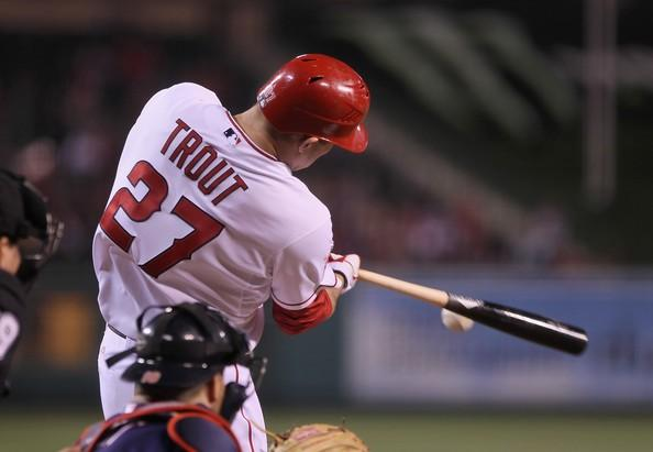 Mike Trout a victim of MLB's Labor Agreement