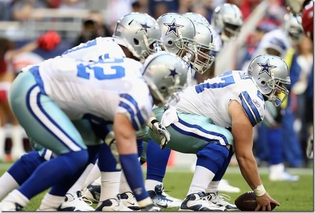 Dallas Cowboys Patched Up Offensive Line Needs To Stop Being Turkeys