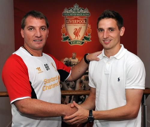 Liverpool Transfer News: Joe Allen Vital To Liverpool FC, And A Bargain At £15million.