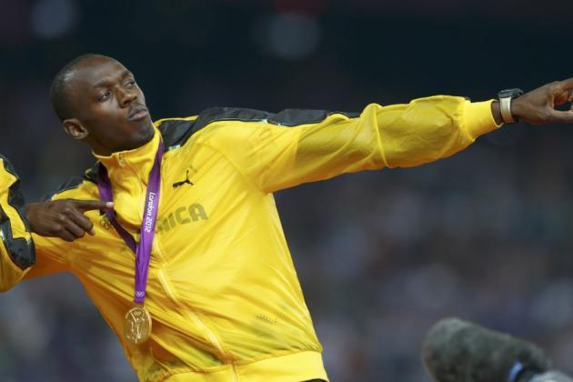 Manchester United Transfer News: Alex Ferguson Ready To Make Usain Bolt A United Player