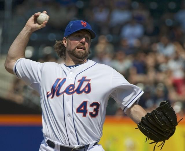 R.A. Dickey Reportely Offered a 2-Year - $20 Million Dollar Extension - What's Next?
