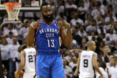 OKC Thunder Trade James Harden To Rockets
