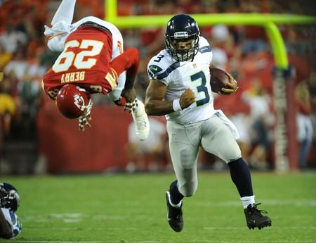 The Emergence Of Russell Wilson