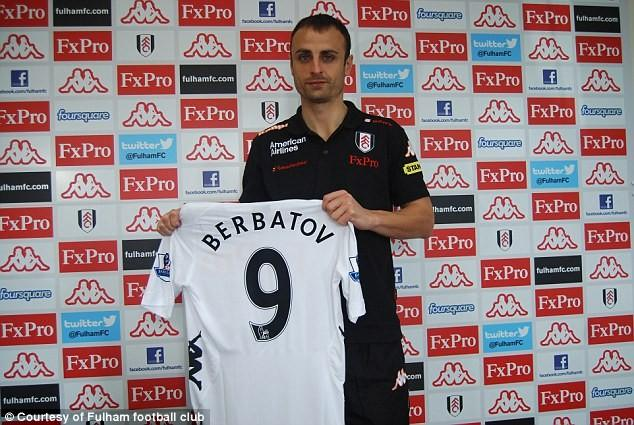 Fulham FC News: Dimitar Berbatov can be the Bargain of the EPL Season