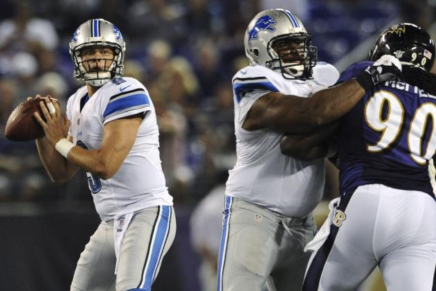 Detriot Lions at Green Bay Packers Preview: