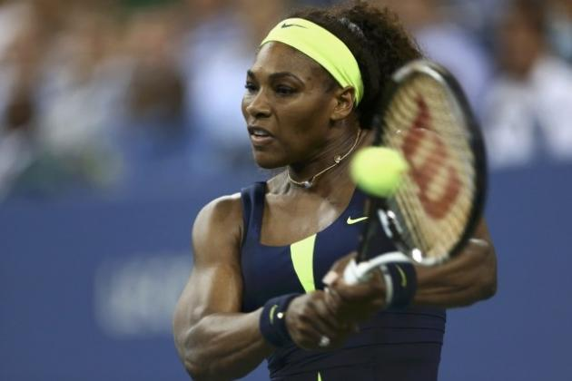 US Open News: Serena Willia