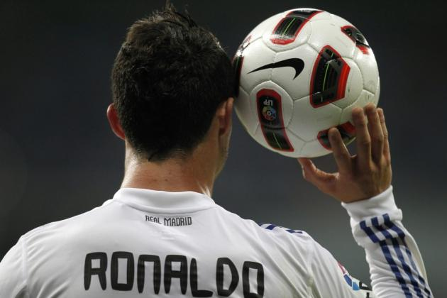 Ronaldo not happy - ex-president hits out.