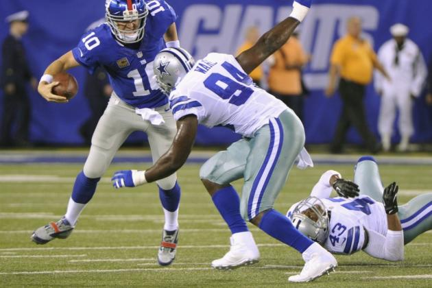 New York Giants vs. Dallas Cowboys, Analysis and Prediction