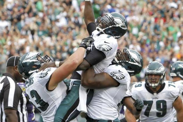 Philadelphia Eagles Looking To Rebuild