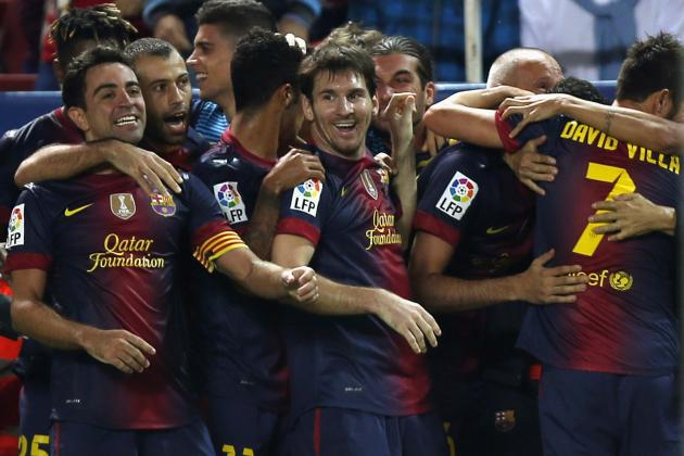 Barcelona vs. Real Sociedad Preview, Lineups And Where To Watch Online