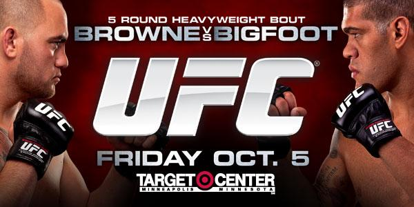 UFC on FX 5: Browne vs. Bigfoot Predictions: The Prelims