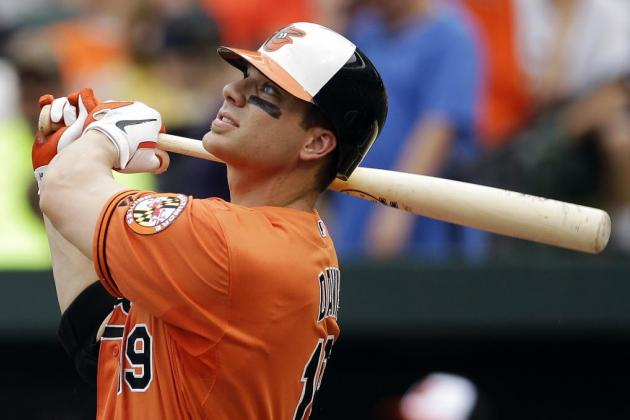 Baltimore Orioles News: DH Chris Davis Is Key Player for Orioles