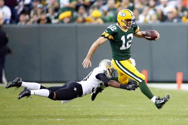 Green Bay Packers at St Louis Rams Preview: Rams face first of three tough challenges