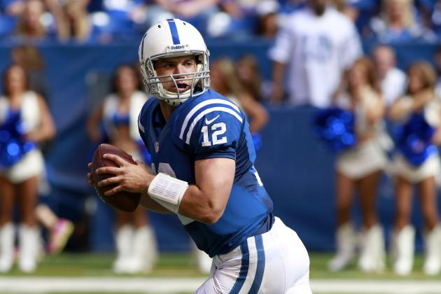 Cleveland Browns Vs. Indianapolis Colts Preview:  Browns Face Andrew Luck On The Field, Many Challenges Off