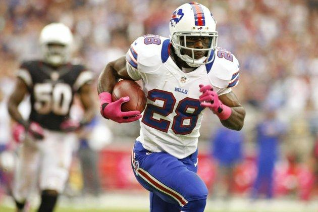 NFL Commentary: C.J. Spiller Among 4 Running Backs Set For Breakout Seasons