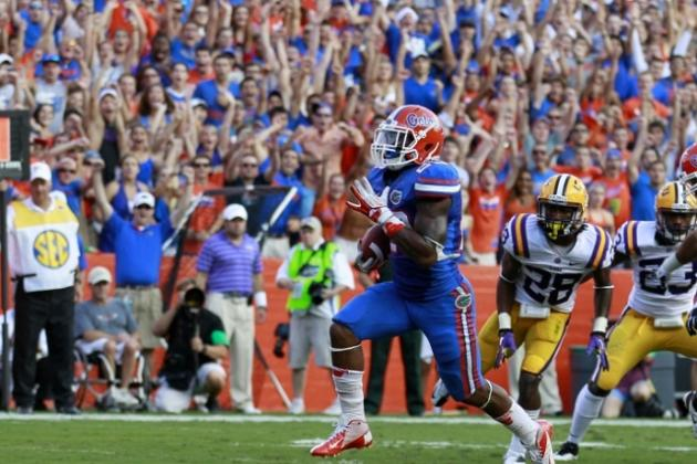 Is No. 2 Florida vs. No. 7 South Carolina The Game Of The Week?