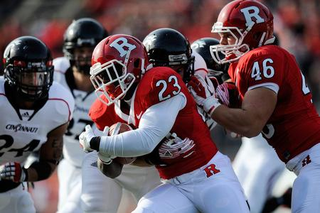 No. 15 Rutgers vs. Temple Preview: Upset Of The Week?