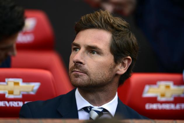 Tottenham Hotspurs News: Andre Villas-Boas Confident of Tottenham Hotspurs Progress In Europa League