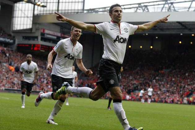 EPL News: Top 5 Premier League Player Rankings: Robin van Persie Haunts His Former Club To Make Top 5