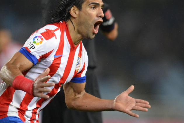 Radamel Falcao Transfer Rumors: Falcao To Remain With Atletico Madrid?