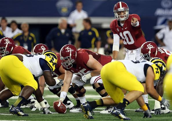 Alabama Crimson Tide Foottball: AJ McCarron, Eddie Lacy T.J. Yeldon And Amari Cooper Deserve Much Of Spotlight Defense Is Hogging