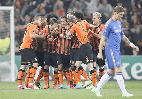 Shakhtar Donetsk Beats Chelsea: Shakhtar Outthink And Outplay The European Champions